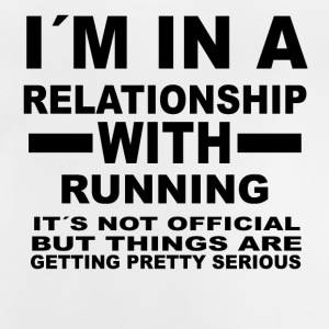 Relationship with RUNNING - Baby T-Shirt