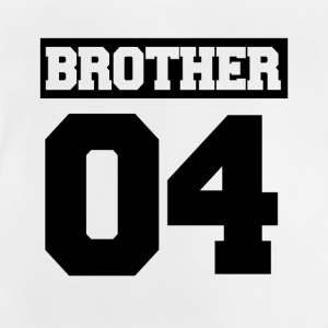 Brother shirt for friends and siblings - Baby T-Shirt