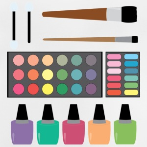 Make-Up Set - Vauvan t-paita
