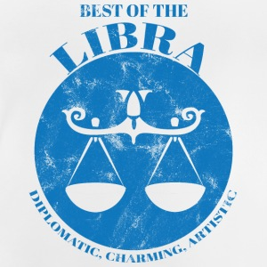 Star sign Libra / Zodiac Libra - Baby T-Shirt