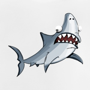 Shark illustration - Baby T-Shirt
