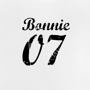 Bonnie and Clyde - July - Vintage - Baby T-Shirt
