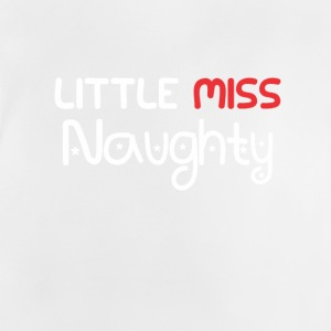 Little Miss Naughty - Funny Baby Body baby - Baby T-shirt