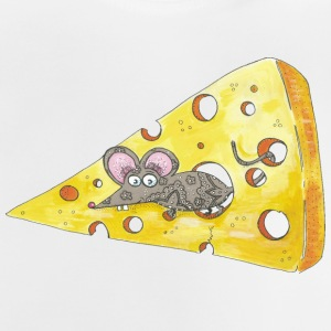 Cheese mice - Baby T-Shirt