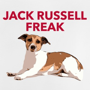 Jack Russel Freak red - Baby T-Shirt