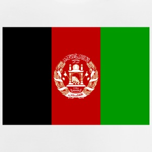 Afghanistan Flag - Baby T-Shirt