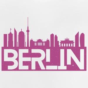 Berlin City - Camiseta bebé