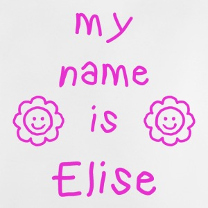 ELISE MY NAME IS - Baby T-Shirt