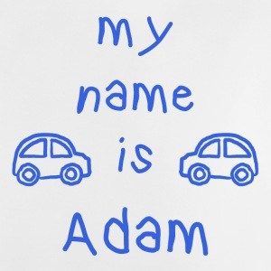 ADAM MY NAME IS - T-shirt Bébé