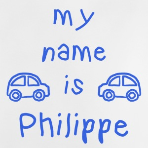 PHILIPPE MY NAME IS - Baby-T-skjorte