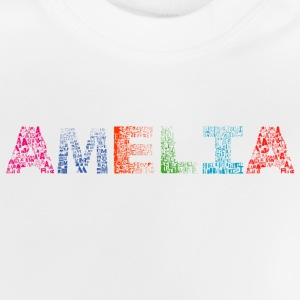 Font Fashion Amelia - Baby T-shirt