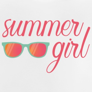 Summer girl - Baby T-Shirt