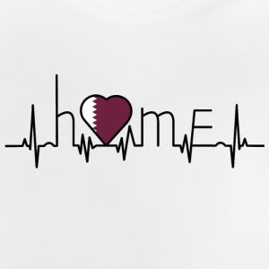 i love home Qatar - Baby T-Shirt