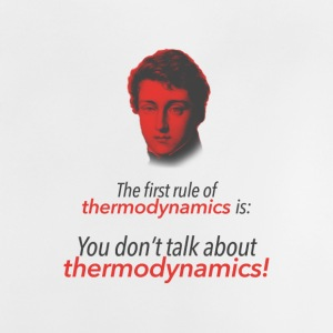 Thermodynamics - Baby T-Shirt