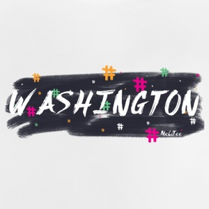 Washington # 1 - Baby-T-shirt