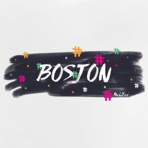 Boston # 1 - Baby T-shirt