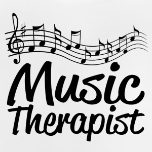 music therapist - Baby T-Shirt