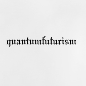 Quantumfuturism (Old London style) - Baby T-Shirt