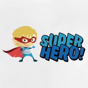 Super Hero - Baby T-shirt
