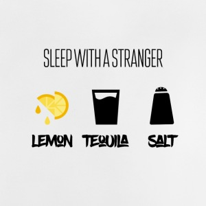 Sleep with a stranger tutorial - Baby T-Shirt