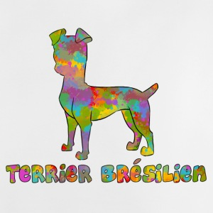 Brazilian Terrier Multicolor - Baby T-Shirt