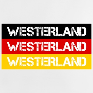 CITY Westerland, Duitsland - Baby T-shirt