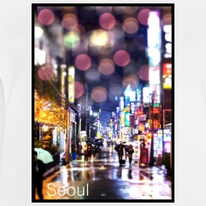 Seoul Streets - Baby T-shirt