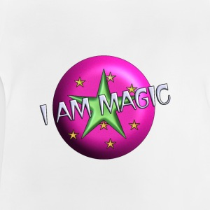 JE SUIS Magic2 - T-shirt Bébé