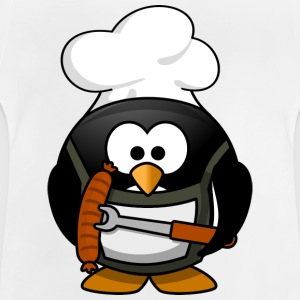 Cartoon penguin 23 - Baby T-Shirt