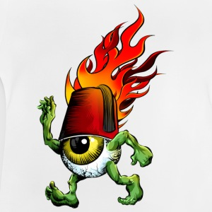 on Fire - T-shirt Bébé