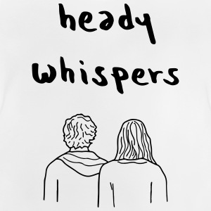 HEADY WHISPERS EP - Baby T-Shirt