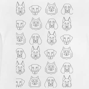 Dogs - Baby T-Shirt