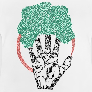 Green Fingers - Baby T-Shirt