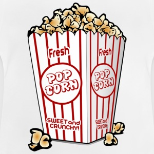 pop-corn - T-shirt Bébé