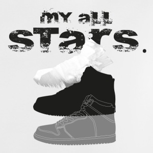 My Basketball Sneaker - Baby T-Shirt