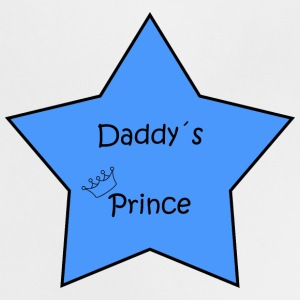 Daddy's Prince Star - Baby T-Shirt