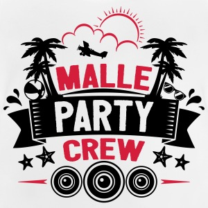 Malle Party Crew - Baby T-shirt