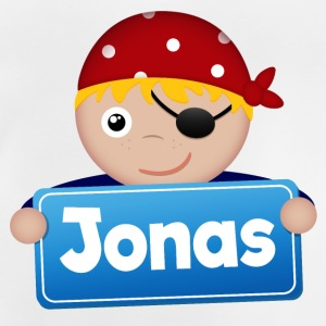 Little Pirate Jonas - Baby T-Shirt