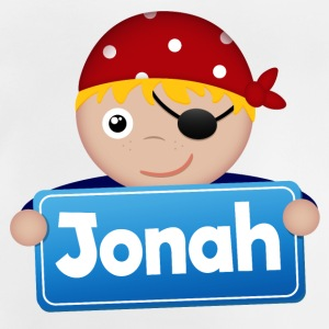Little Pirate Jonah - Baby-T-shirt