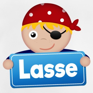 Little Pirate Lasse - Baby-T-shirt