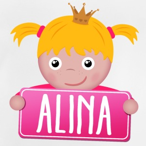Little Princess Alina - Baby T-Shirt