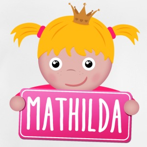 Little Princess Mathilda - Maglietta per neonato
