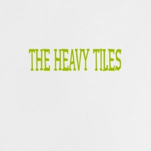 Heavy Tiles original logo collection - Maglietta per neonato