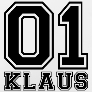 Klaus - Name - Baby T-Shirt