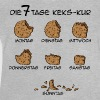 The 7 day cookie cure - Baby T-Shirt