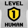 Level 1 human - Camiseta bebé