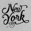 New York City typography - Baby T-Shirt