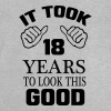 I GOT TO SEE 18 YEARS USED, SO GOOD! - Baby T-Shirt