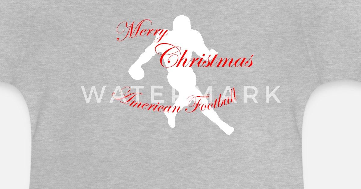 Joyeux Noel Football Americain De Spreadshirt