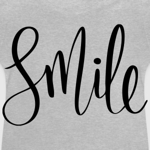 smile - T-shirt Bébé